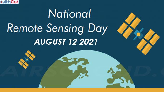 National Remote Sensing Day