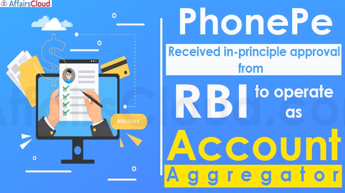 PhonePe receives in-principle approval from RBI