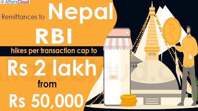 Remittances to Nepal