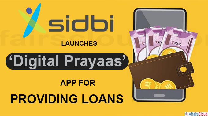 SIDBI launches Digital Prayaas