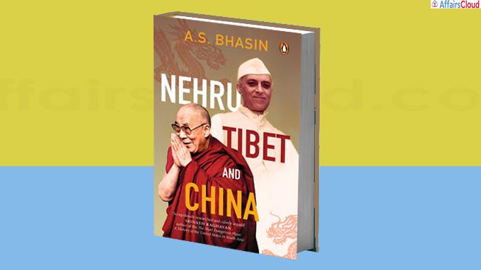 Tibet and China by Avtar Singh Bhasin
