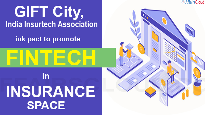 pact to promote fintech in insurance space