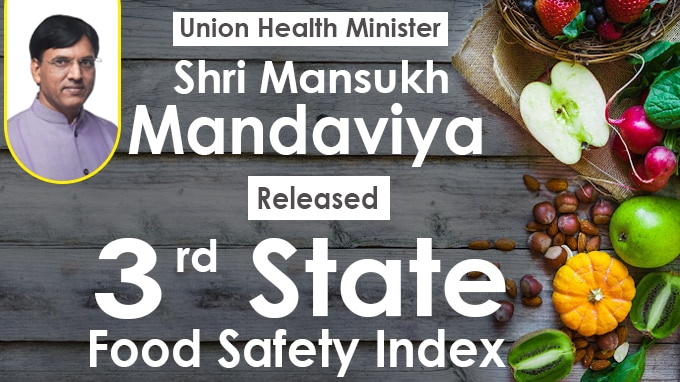 3rd State Food Safety Index