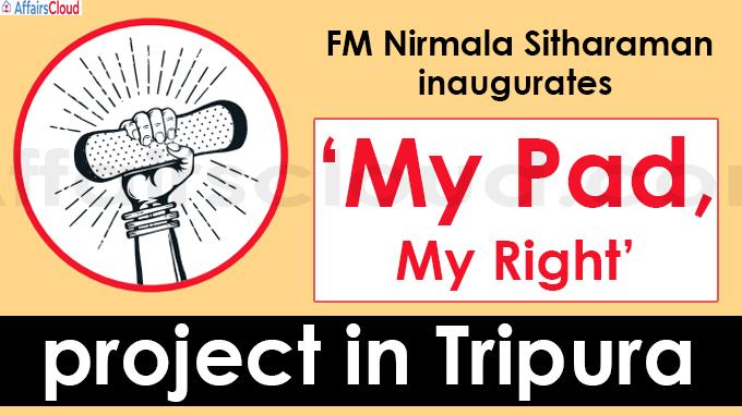 FM Nirmala Sitharaman inaugurates