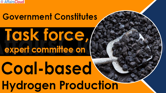 Government constitutes task force, expert committee