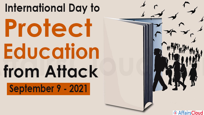 International Day to Protect Education from Attack 2021