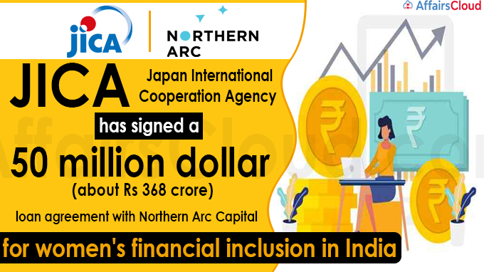 JICA signs loan agreement for women's financial inclusion in India