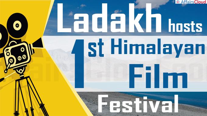 Ladakh hosts first Himalayan Film Festival