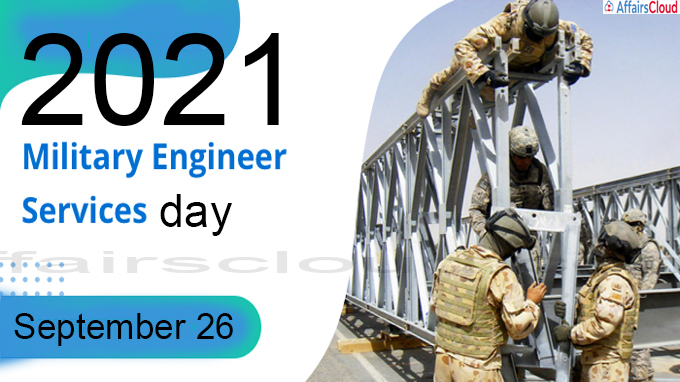 Military Engineer Services day