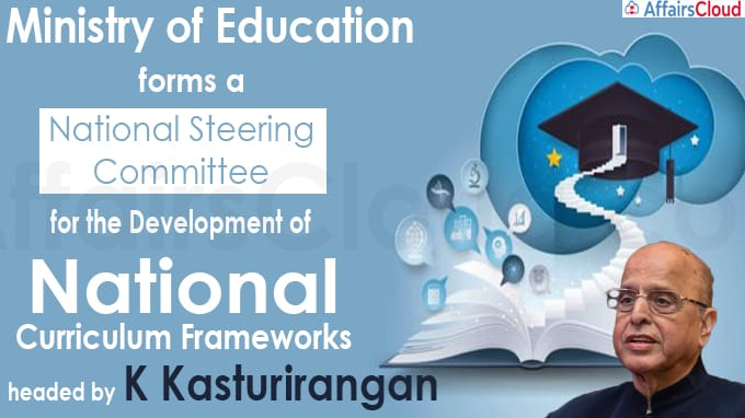 Ministry of Education forms a National Steering Committee