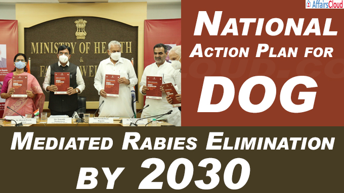 National Action Plan for dog Mediated Rabies Elimination by 2030
