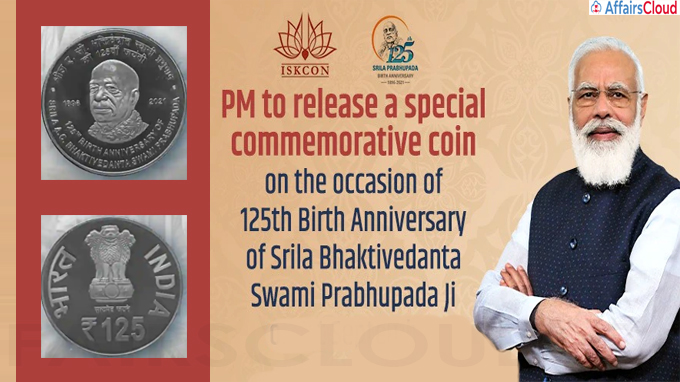 PM releases a special commemorative coin