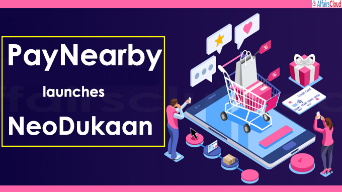 PayNearby launches