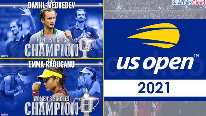 US Open 2021 Medvedev wins first major, beats Djokovic in final new