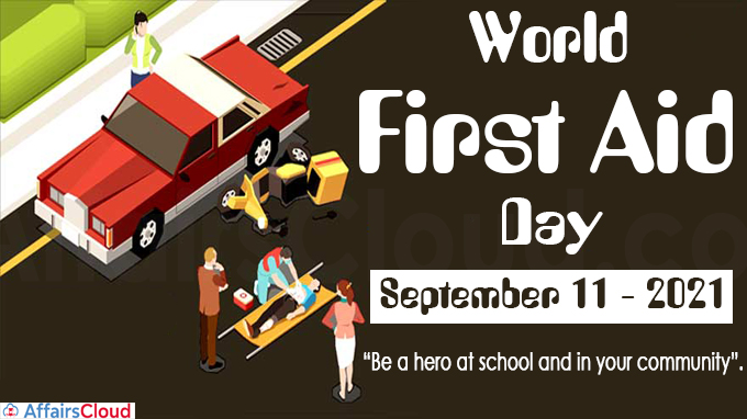 World First Aid Day 2021