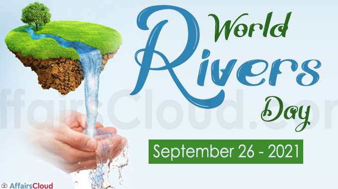 World Rivers Day 2021