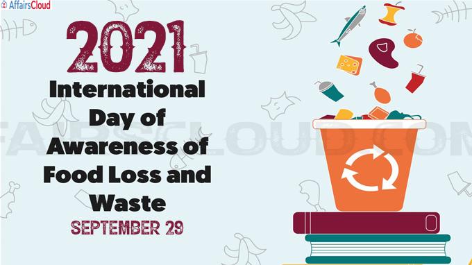 international day of awareness of food