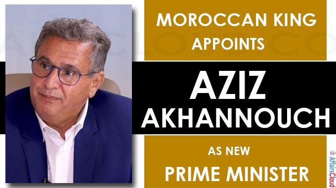 new Prime Minister