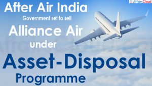 After Air India, government set to sell Alliance Air under asset-disposal programme