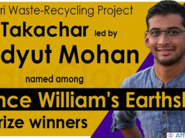 Agri waste-recycling project Takachar named among Prince William's Earthshot Prize winners