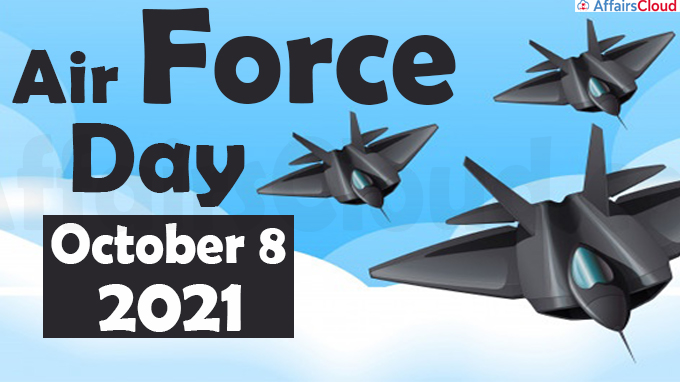 Air Force Day 2021