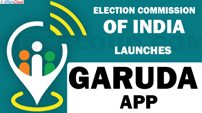 Election Commission of India launches Garuda App (1)
