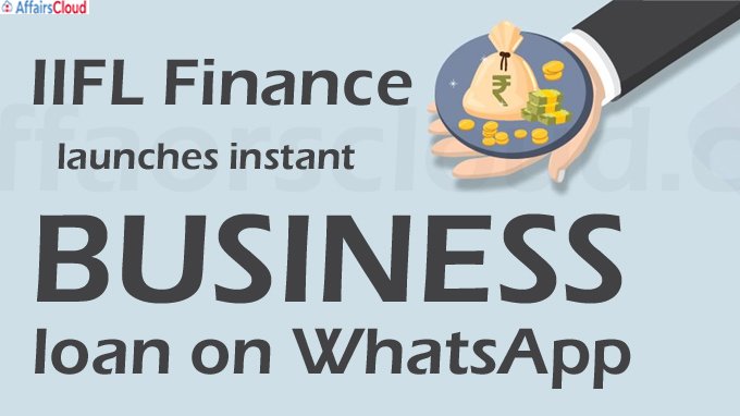 IIFL Finance launches instant business copy