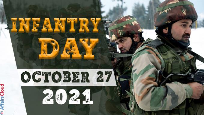 Infantry Day - October 27 2021