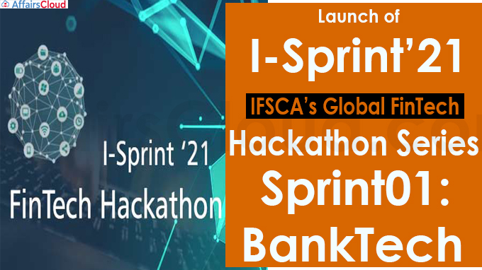 Launch of I-Sprint'21