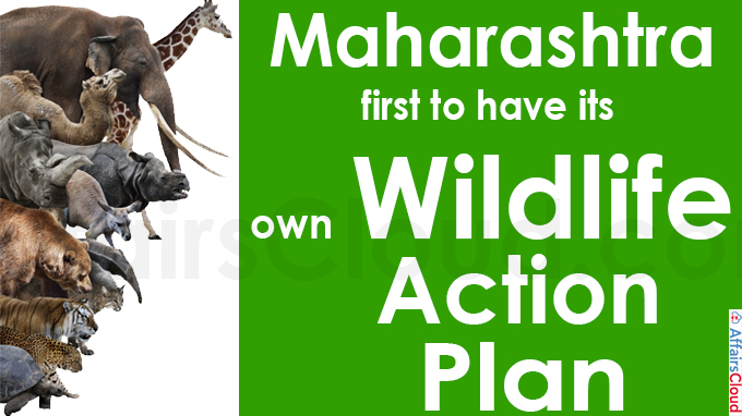 Maharashtra first to have its own wildlife action plan