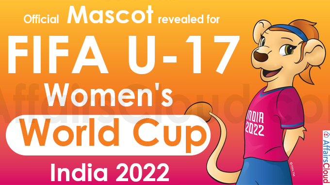 Official Mascot revealed for FIFA U-17 (1)