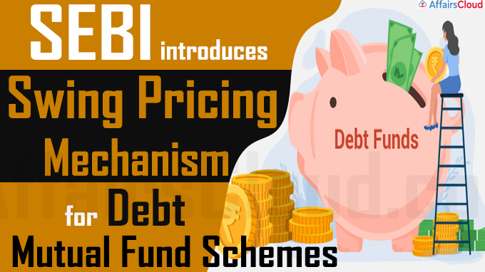 Sebi introduces swing pricing mechanism for debt mutual fund schemes