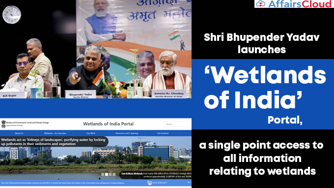 Shri-Bhupender-Yadav-launches-'Wetlands-of-India'-Portal,-a-single-point-access-to-all-information-relating-to-wetlands