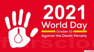 World Day Against the Death Penalty copy