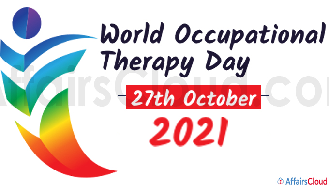 World Occupational Therapy Day