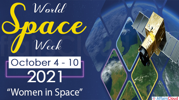 World Space Week 2021 new
