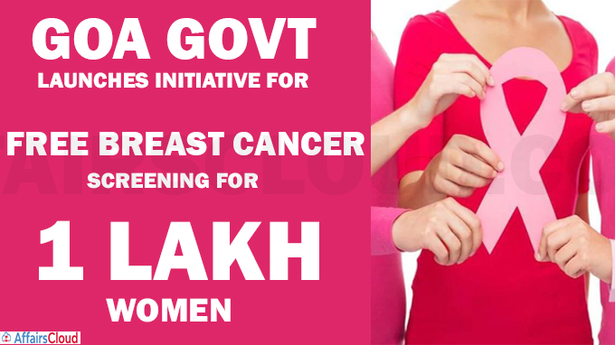launches initiative for free breast cancer (1)