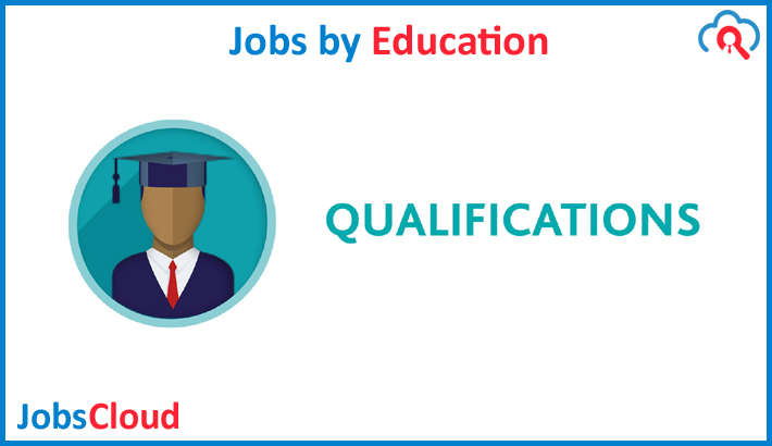 Jobs by Qualification